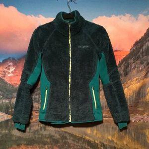 Columbia Fleece Jacket/Coat